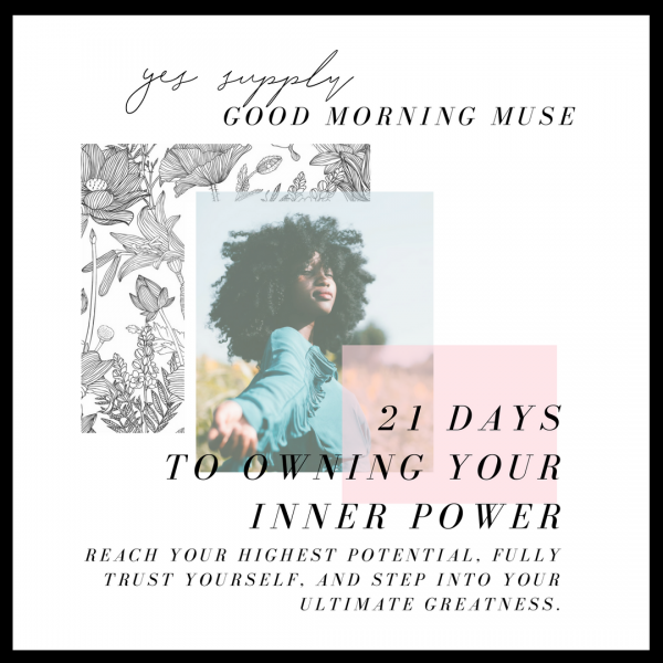 21 days to owning your inner power