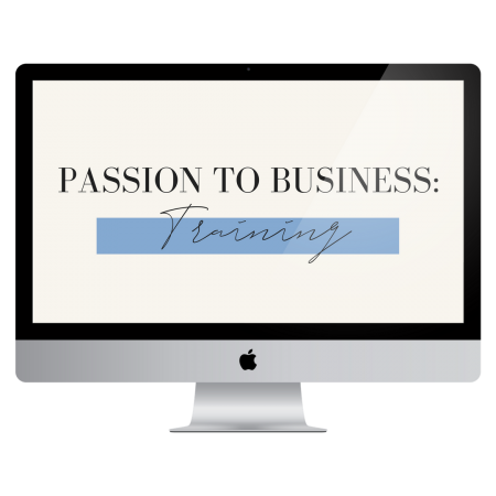 passion to business course