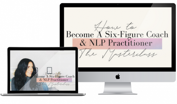 SIx figure NLP Practitioner and Coach