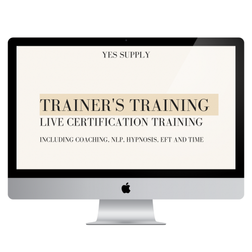 NLP Trainers Training