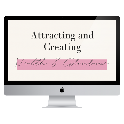 Attracting Creating Wealth Abundance
